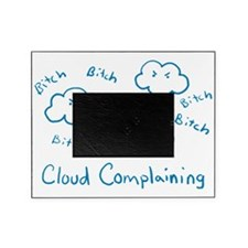 cloud-complaining Picture Frame