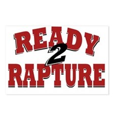 Ready to Rapture Postcards (Package of 8)