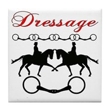 dressageroyal1 Tile Coaster