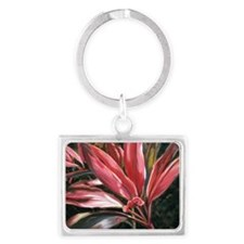 Thai red sisters Landscape Keychain