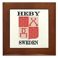 The Heby Store Framed Tile