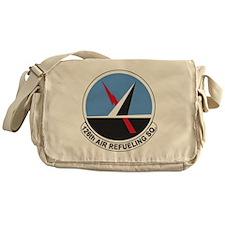 126_air_refueling_sq Messenger Bag