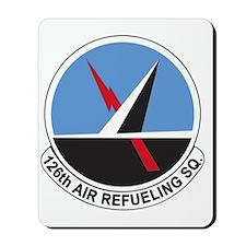126_air_refueling_sq Mousepad