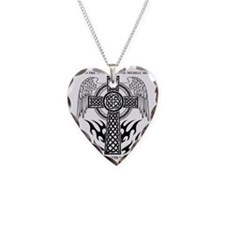 An Angel Watches Over These S Necklace