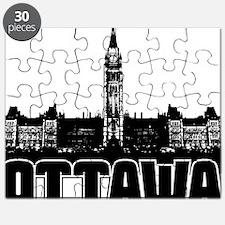 Ottawa Skyline Puzzle