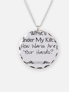 Under Kilt Necklace