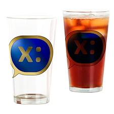 Bubble-Gold-BlueCrush-Left-Umm Drinking Glass