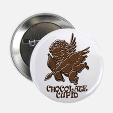 Chocolate Cupid Button