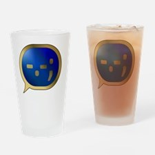 Bubble-Gold-BlueCrush-Anime-Sigh-Sw Drinking Glass