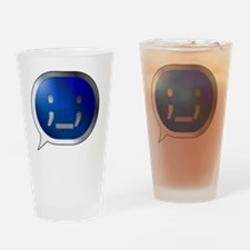 Bubble-Silver-BlueCrush-Anime-Cry-U Drinking Glass