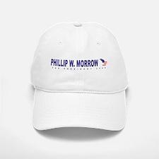 Phillip W Morrow for presiden Baseball Baseball Cap