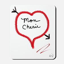 Mon Cherie Mousepad