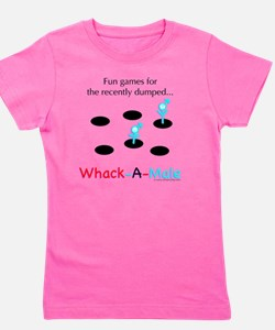 Whack A Male Girl's Tee