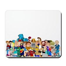 NEW Cast Mousepad