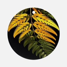 special fern Ornament (Round)