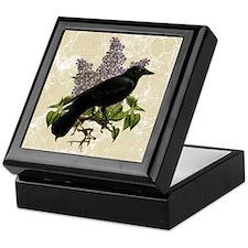 lilac-and-crow_9x12 Keepsake Box