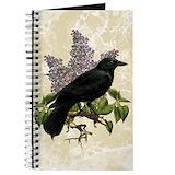 Crows Journals & Spiral Notebooks