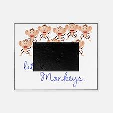 little-monkeys Picture Frame