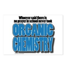 Orcanic Chemistry Postcards (Package of 8)