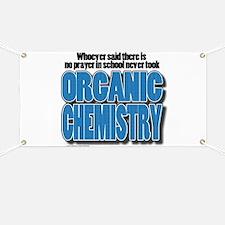 Orcanic Chemistry Banner