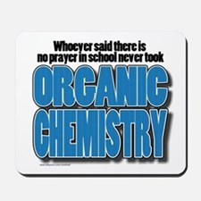 Orcanic Chemistry Mousepad