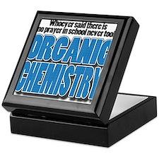 Orcanic Chemistry Keepsake Box