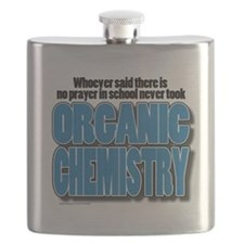 Orcanic Chemistry Flask