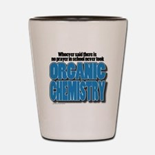 Orcanic Chemistry Shot Glass