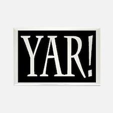Yar! Rectangle Magnet