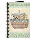 Baby noah%27s ark Journals & Spiral Notebooks