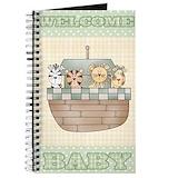 Baby noah%27s ark Journals & Spiral Notebooks