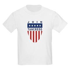 Join Tom Tancredo Kids T-Shirt