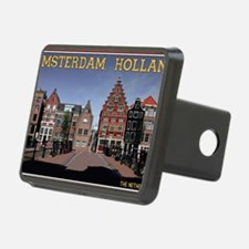 Amsterdam - Bridge and Bui Hitch Cover
