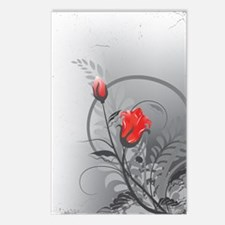Rose Postcards (Package of 8)