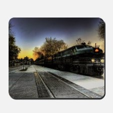 all aboard Mousepad