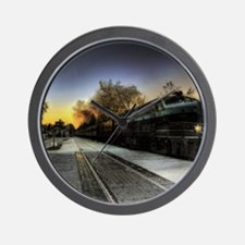 all aboard Wall Clock