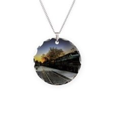 all aboard Necklace