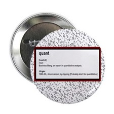 """QuantsSquare 2.25"""" Button"""