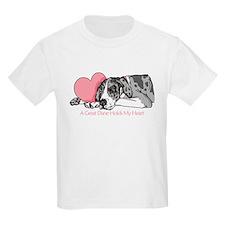 MerleB UC Holds Heart T-Shirt