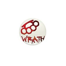 Wrath Mini Button