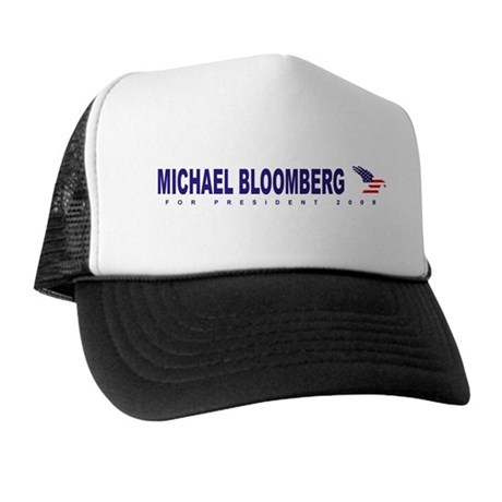 Michael Bloomberg for preside Trucker Hat