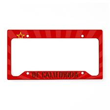 CROC Flag License Plate Holder