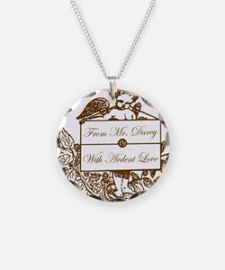 I love Darcy Necklace