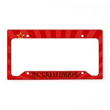 PROC Flag License Plate Holder