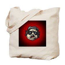 Plinkett Red Face Two Tote Bag