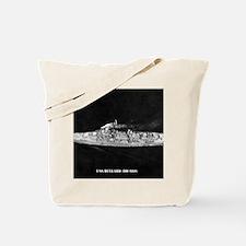bullard framed panel print Tote Bag