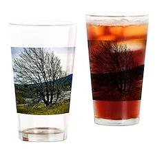 julian tree Drinking Glass