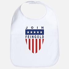 Join Russ Feingold Bib