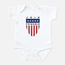 Join Russ Feingold Infant Bodysuit
