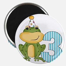 froggiethree Magnet